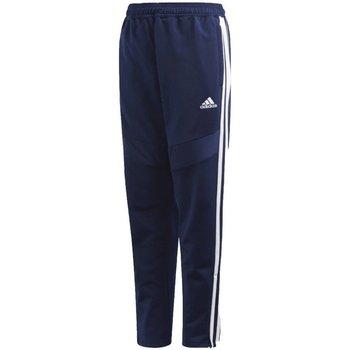 Abbigliamento Unisex bambino Pantaloni da tuta adidas Originals Pantaloni Junior Tiro 19 Poly BTS Blu