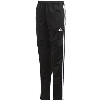 Abbigliamento Unisex bambino Pantaloni da tuta adidas Originals Pantaloni Junior Tiro 19 Poly BTS Nero