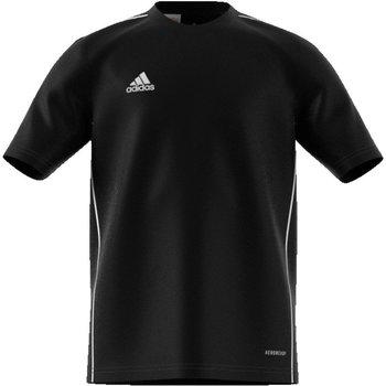 Abbigliamento Bambino T-shirt maniche corte adidas Originals T-Shirt Junior Core Training 18 BTS Nero