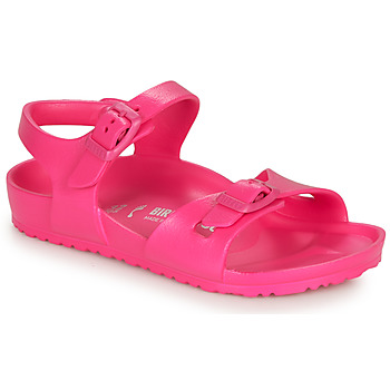 Scarpe Bambina Sandali Birkenstock RIO EVA Pink