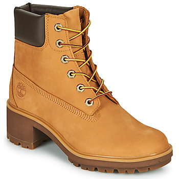 Scarpe Donna Stivaletti Timberland KINSLEY 6 IN WP BOOT Grano