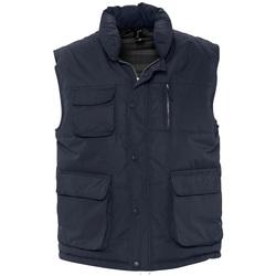 Abbigliamento Gilet / Cardigan Sols VIPER QUALITY WORK Azul