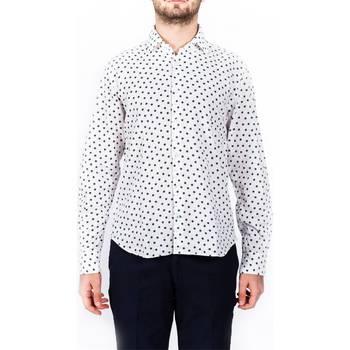 Abbigliamento Uomo Camicie maniche lunghe Barbati CA-VISON/118007/REG Camicia Uomo Uomo Fantasia Fantasia