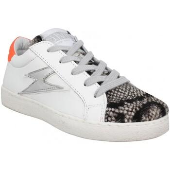Scarpe Unisex bambino Sneakers basse Semerdjian 125862 Bianco