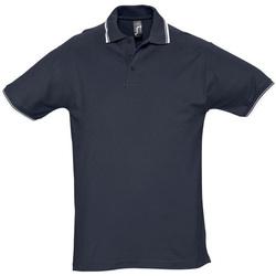 Abbigliamento Uomo Polo maniche corte Sols PRACTICE GOLF SPORT Azul