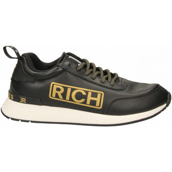 Scarpe Uomo Sneakers basse John Richmond NAPPA nero