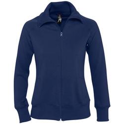 Abbigliamento Donna Felpe Sols SODA WOMEN SPORT Azul