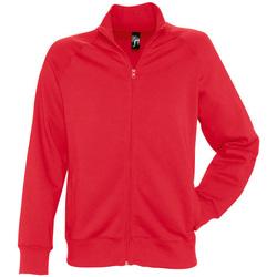 Abbigliamento Uomo Felpe Sols SUNDAE MEN SPORT Rojo