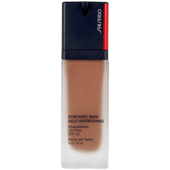 Bellezza Donna Fondotinta & primer Shiseido Synchro Skin Self Refreshing Foundation 550  30 ml