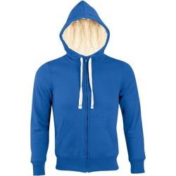 Abbigliamento Uomo Felpe Sols SHERPA WINTER MEN Azul