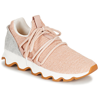 Scarpe Donna Sneakers basse Sorel KINETIC LACE Rosa