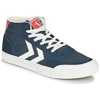 Scarpe Uomo Sneakers alte Hummel STADIL 3.0 CLASSIC HIGH Blu
