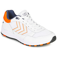 Scarpe Uomo Sneakers basse Hummel 3-S SPORT Bianco / Arancio