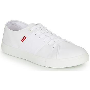 Scarpe Uomo Sneakers basse Levi's PILLSBURY Bianco