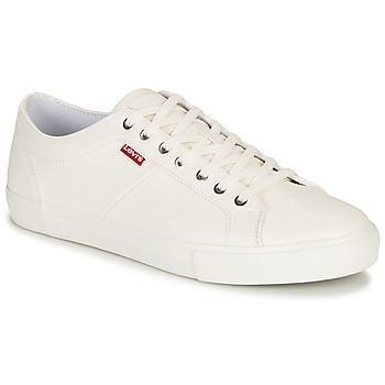Scarpe Uomo Sneakers basse Levi's WOODWARD Bianco