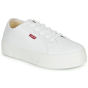 Scarpe Donna Sneakers basse Levi's TIJUANA Bianco