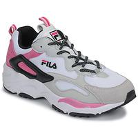 Scarpe Donna Sneakers basse Fila RAY TRACER CB WMN Bianco / Rosa
