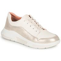Scarpe Donna Sneakers basse FitFlop FREYA White / Oro