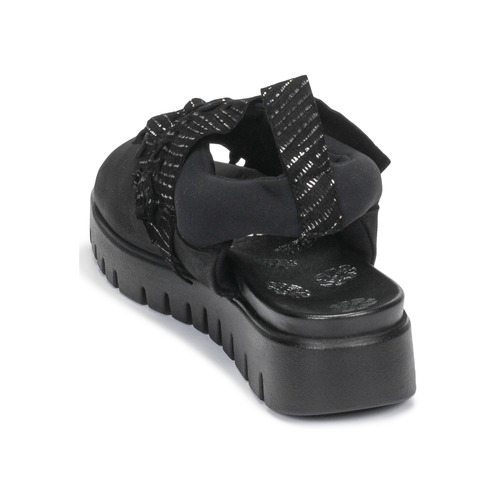 RAMINA  Papucei  sandali  donna  nero 5sZBT 4ifTr