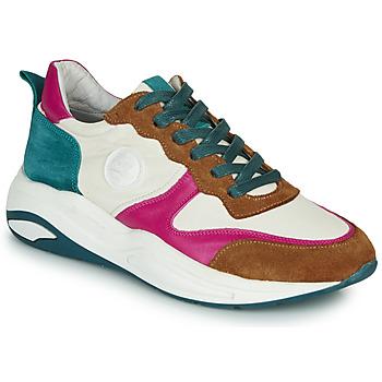 Scarpe Donna Sneakers basse Pataugas FRIDA Bianco / Multico