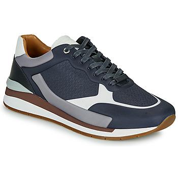 Scarpe Uomo Sneakers basse BOSS LEMENT RUNN LYEM Marine / Grigio