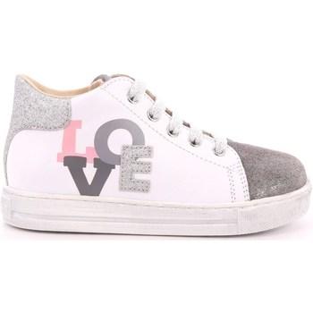 Scarpe Bambina Sneakers basse Naturino 233 - 2014152 Bianco