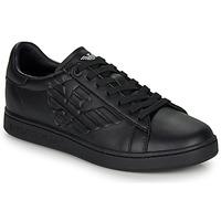 Scarpe Uomo Sneakers basse Emporio Armani EA7 CLASSIC NEW CC Nero