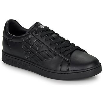 Scarpe Sneakers basse Emporio Armani EA7 CLASSIC NEW CC Nero