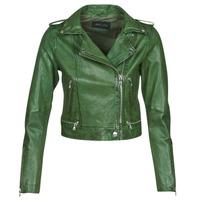 Abbigliamento Donna Giacca in cuoio / simil cuoio Oakwood KYOTO Verde