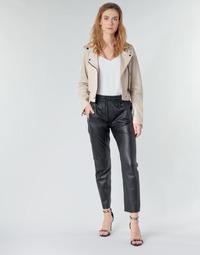 Abbigliamento Donna Pantaloni 5 tasche Oakwood KYOTO Nero