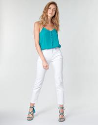 Abbigliamento Donna Jeans dritti Pepe jeans MARY Bianco