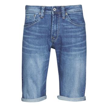 Abbigliamento Uomo Shorts / Bermuda Pepe jeans CASH Blu / Medium