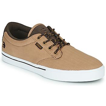 Scarpe Uomo Sneakers basse Etnies JAMESON 2 ECO Beige / Marrone