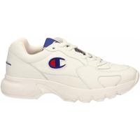 Scarpe Uomo Sneakers basse Champion Low Cut Shoe CWA-1 LEATHER ww001-wht-bianco