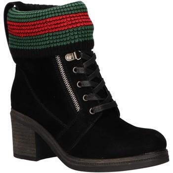 Scarpe Donna Stivaletti Chika 10 IZAL 05 Negro