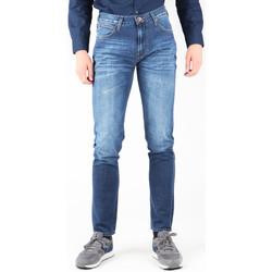 Abbigliamento Uomo Jeans slim Lee Arvin L732ASJO granatowy