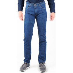 Abbigliamento Uomo Jeans dritti Lee Daren L707AA46 granatowy