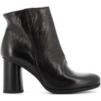 Scarpe Donna Stivaletti Creative scarpe donna stivaletti OTT 879 NERO Pelle