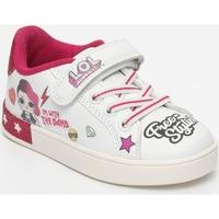Scarpe Bambina Sneakers basse Lol Surprise Sneakers Bianco