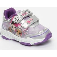 Scarpe Bambina Sneakers basse Lol Surprise Sneakers Viola