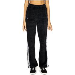 Abbigliamento Donna Pantaloni da tuta Kappa AUTHENTIC JPN BARAV 901-black-white