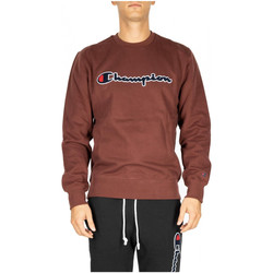 Abbigliamento Uomo Felpe Champion Crewneck Sweatshirt ms544-and-marrone