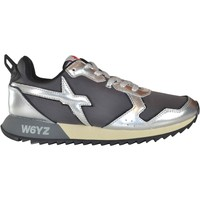Scarpe Donna Sneakers W6Yz - Just Say Wizz JUST SAY WIZZ W6YZ JET W ARGENTO ANTRACITE  ARGENTO