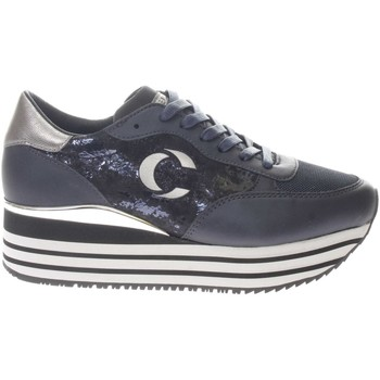 Scarpe Donna Sneakers basse Crime London 25623AA2 40-UNICA - Sneaker Pl  Blu