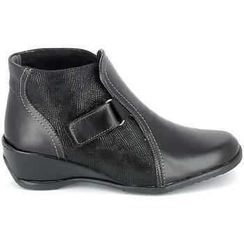 Scarpe Donna Stivaletti Boissy Boots Noir Nero
