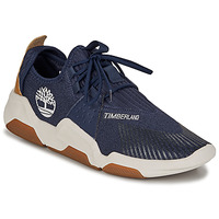 Scarpe Uomo Sneakers basse Timberland EARTH RALLY FLEXIKNIT OX Blu