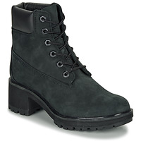 Scarpe Donna Stivaletti Timberland KINSLEY 6 IN WP BOOT Nero