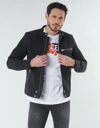 Abbigliamento Uomo Giubbotti Diesel J-GLORY Nero