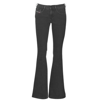 Abbigliamento Donna Jeans bootcut Diesel EBBEY Blu / Scuro / 0870g