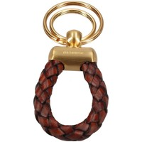 Accessori Uomo Portachiavi The Bridge 09251401 Marrone